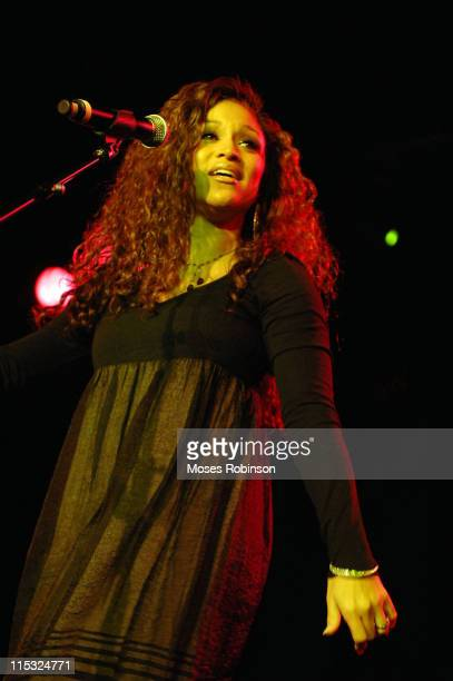 Chante Moore during Kirk Franklin and the Children's Defense Fund Presents Imagine Me AllStar Celebrity Concert at Gaylord Opryland Resort Convention...