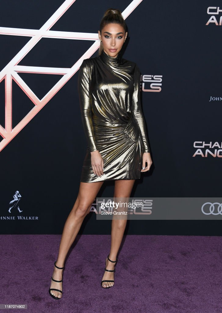 """Premiere Of Columbia Pictures' """"Charlies Angels"""" - Arrivals : News Photo"""