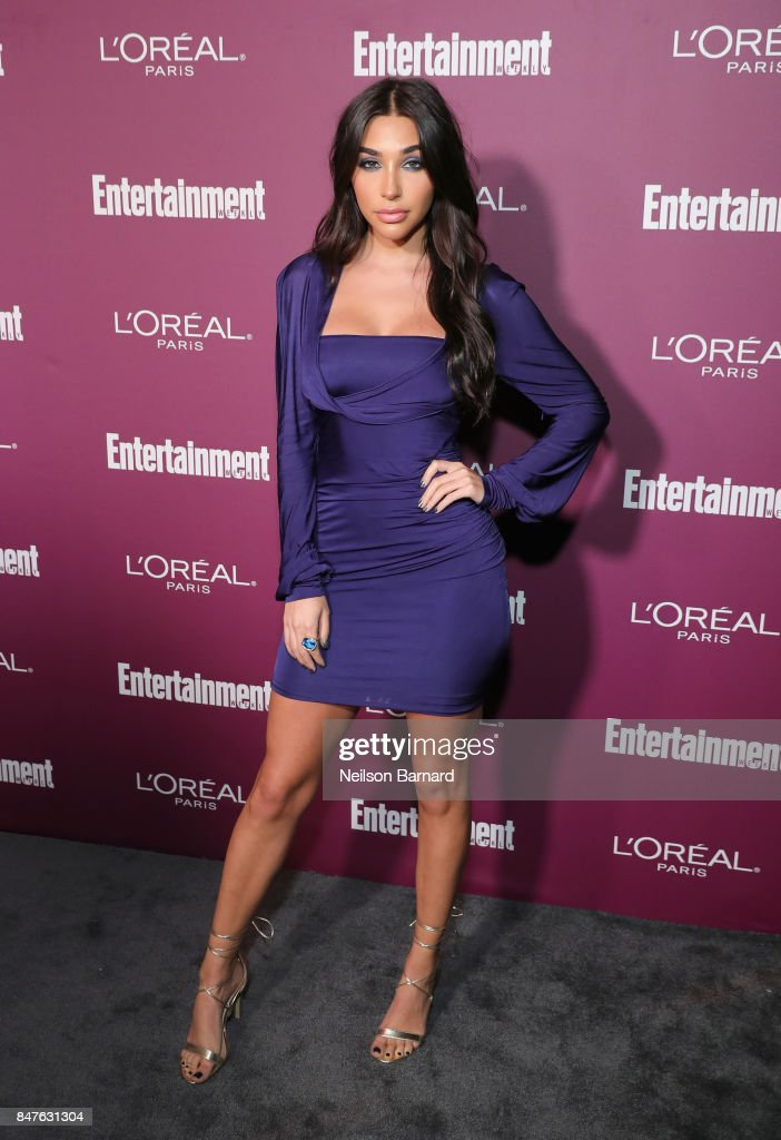 Chantel Jeffries attends the 2017 Entertainment Weekly Pre-Emmy Party at Sunset Tower on September 15, 2017 in West Hollywood, California.