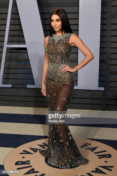 Chantel Jeffries attends the 2018 Vanity Fair Oscar Party Hosted By Radhika Jones Arrivals at Wallis Annenberg Center for the Performing Arts on...