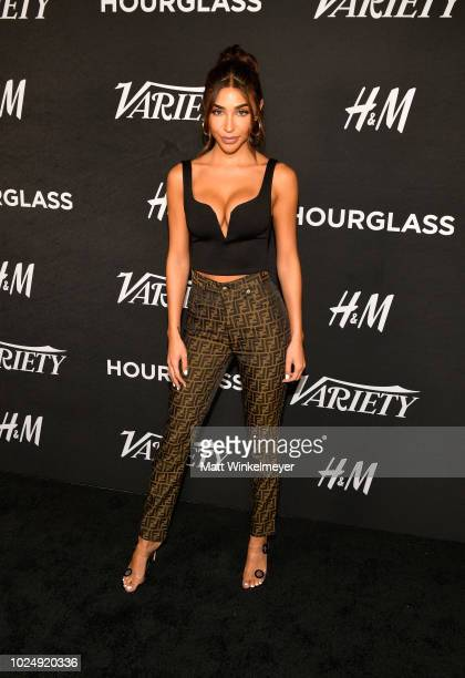 Chantel Jeffries attends Variety's annual Power of Young Hollywood at Sunset Tower Hotel on August 28 2018 in West Hollywood California