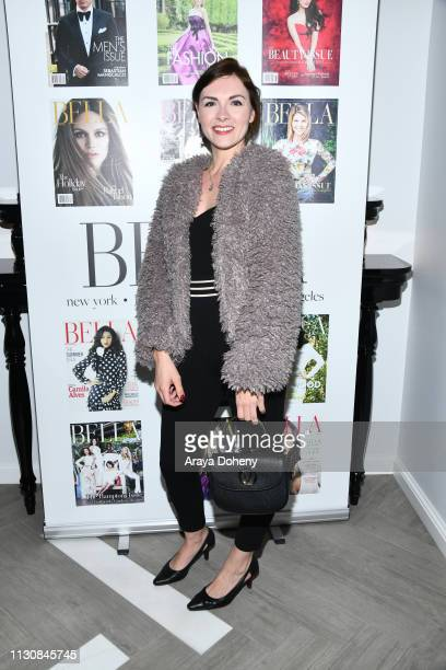 Chantelle Albers at BELLA Los Angeles Men's Cover Launch Party Hosted By James Brolin at The Harmonist on February 19 2019 in Los Angeles California