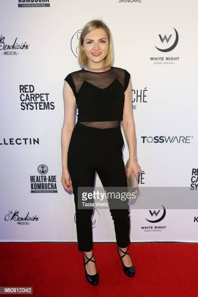 Chantelle Albers attends Kollectin Fashion Jewelry popup night on June 21 2018 in Los Angeles California