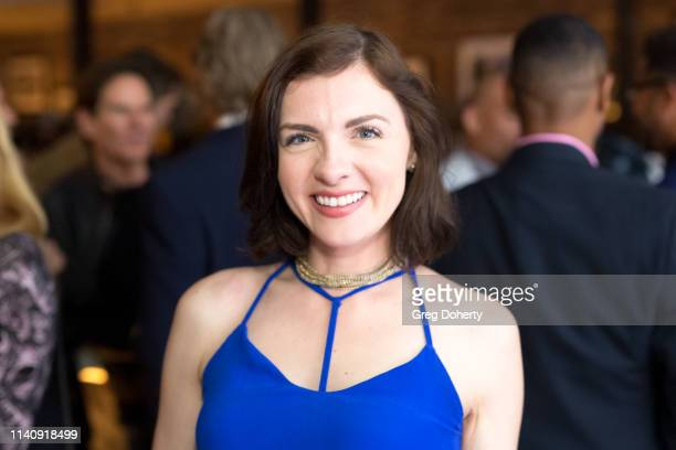"Chantelle Albers attends ""The Bay"" The Series Pre-Emmy Red Carpet Celebration at The Shelby on May 2, 2019 in Los Angeles, California."