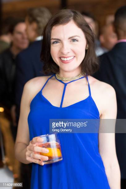 Chantelle Albers attends The Bay The Series PreEmmy Red Carpet Celebration at The Shelby on May 2 2019 in Los Angeles California