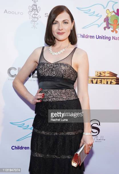 Chantelle Albers attends the Cinémoi 2019 Oscar Party on February 24 2019 in Beverly Hills California