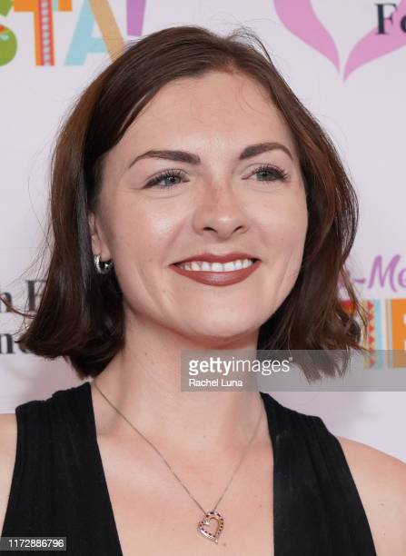 Chantelle Albers attends the Farrah Fawcett Foundation's Tex-Mex Fiesta at Wallis Annenberg Center for the Performing Arts on September 06, 2019 in...