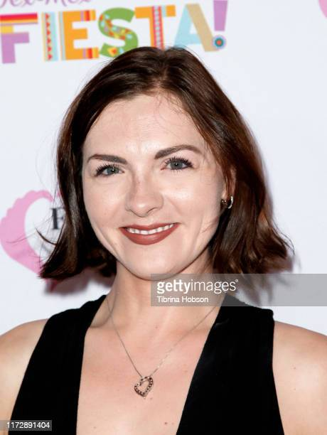 Chantelle Albers attends the Farrah Fawcett Foundation's TexMex Fiesta at Wallis Annenberg Center for the Performing Arts on September 06 2019 in...