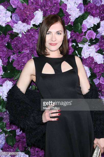 Chantelle Albers attends The Griot Gala Oscars After Party 2019 at The District by Hannah An on February 24 2019 in Los Angeles California