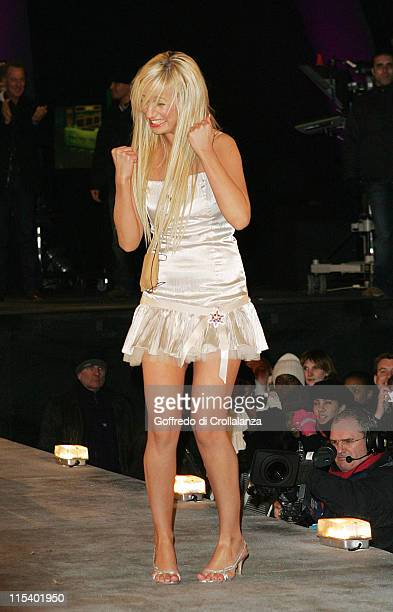 Chantelle Houghton winner of Celebrity Big Brother 4