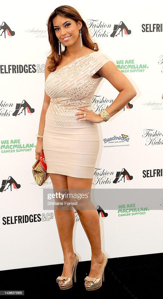 Fashion Kicks 2012 : News Photo