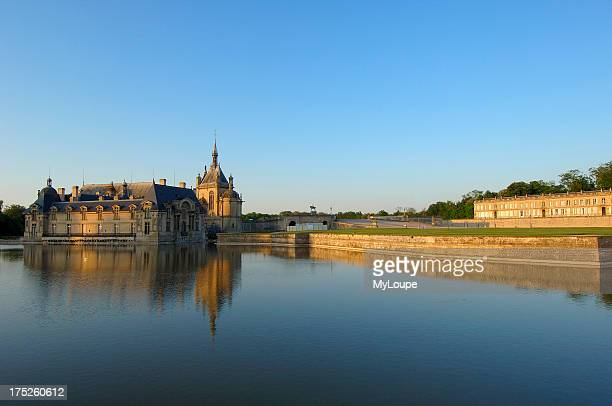 Chantilly Castle Chantilly Picardy region France