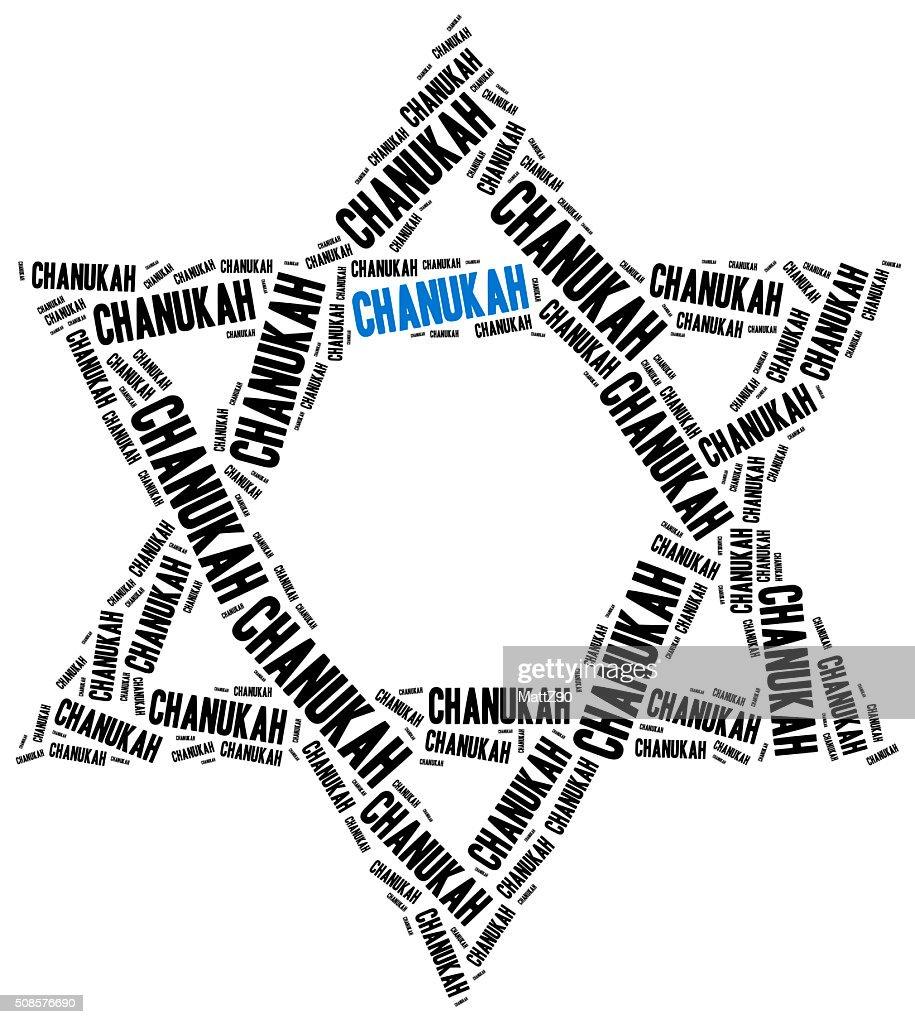 Chanukah, jewish traditional holiday. : Bildbanksbilder