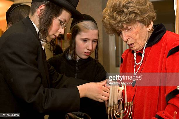 Chanukah lasts for 8 days and is the Jewish festival of light. It commemorates the rededication of the temple after it had been defiled. A candle is...
