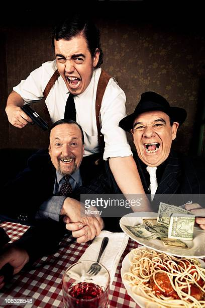 Chaotisch Angebot Mafia Mitglieder