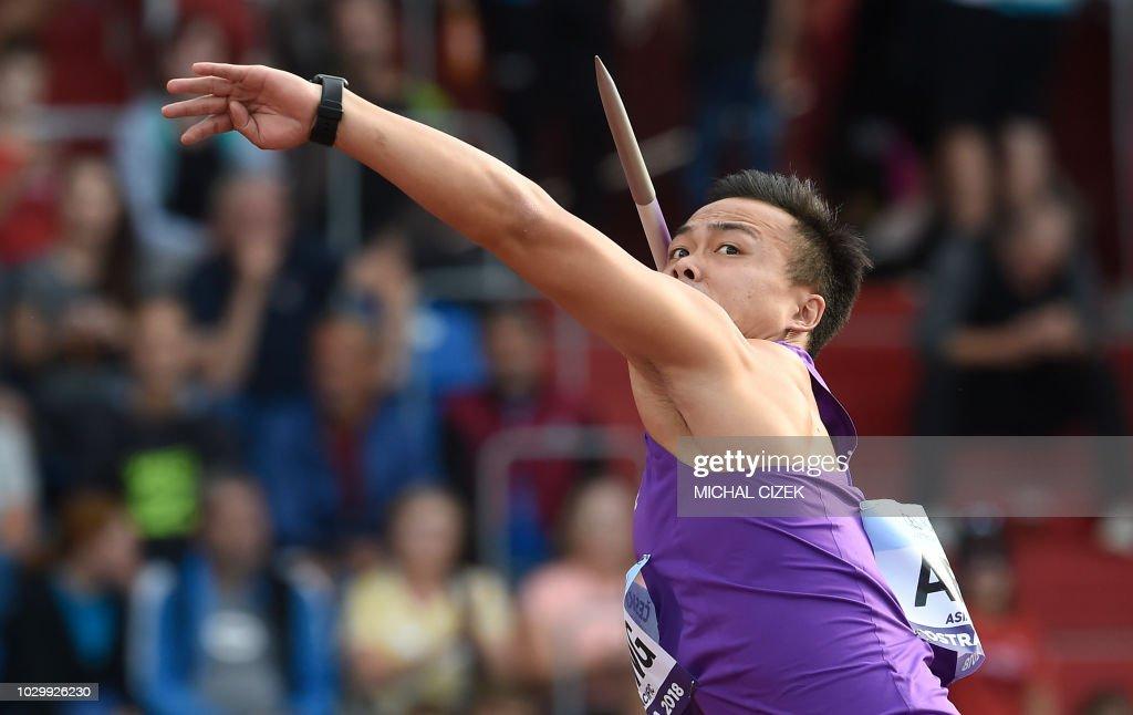 ATHLETICS-IAAF-CONTINENTAL-CUP-CZECH : News Photo