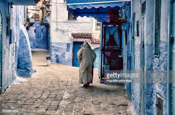 chaouen man - jodhpur stock pictures, royalty-free photos & images