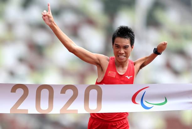 JPN: 2020 Tokyo Paralympics - Day 12