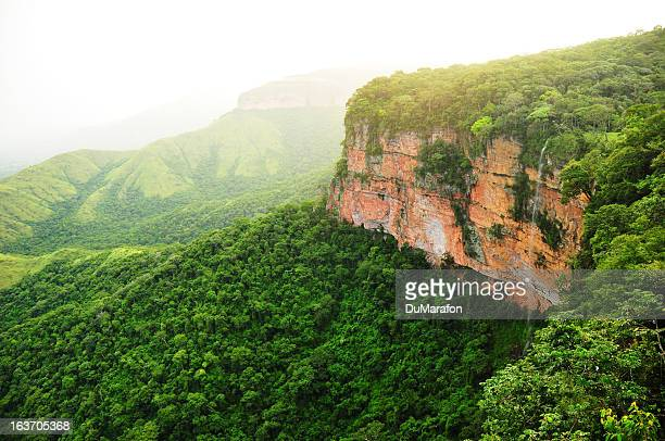 chapada dos guimarães, brazil - mato grosso do sul state stock pictures, royalty-free photos & images