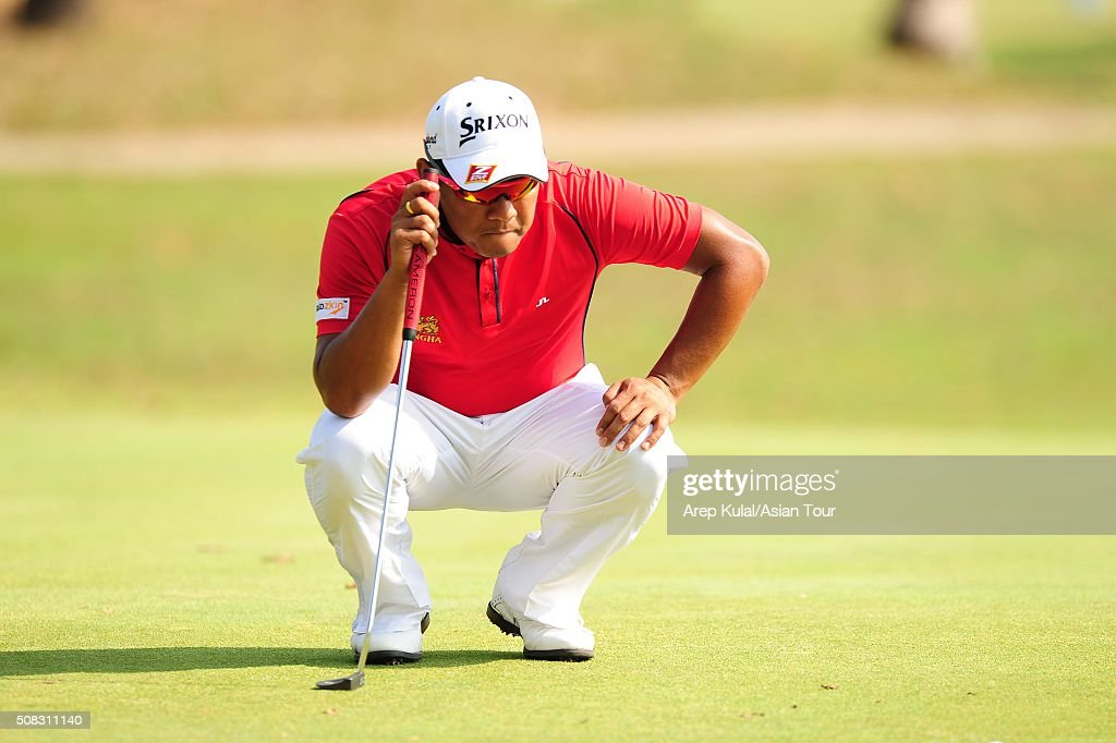 Leopalace21 Myanmar Open - Round One