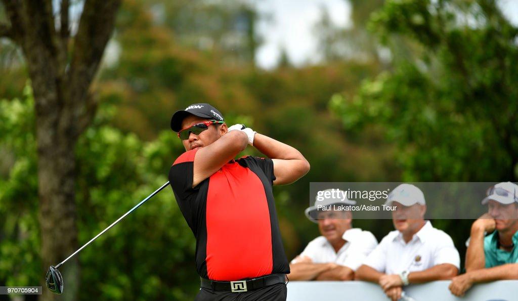 Thailand Open - Final Round