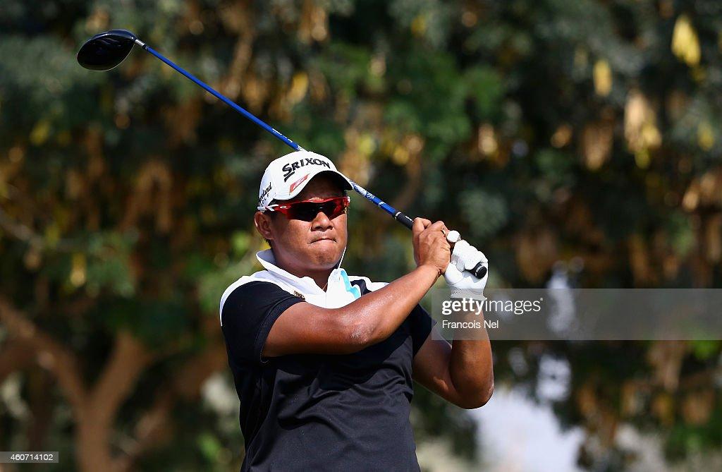 Dubai Open - Asian Tour: Day Three