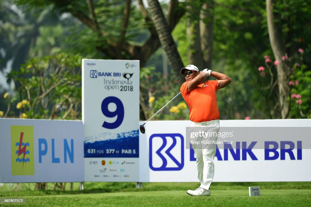 Bank BRI Indonesia Open - Round Two