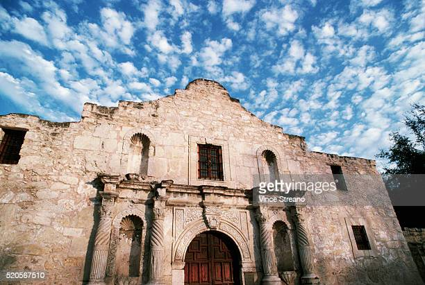 Chapel Facade at The Alamo