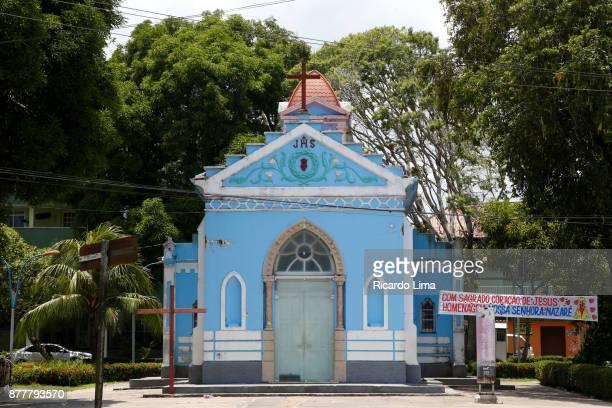 Chapel In Mosqueiro Island, Brazil