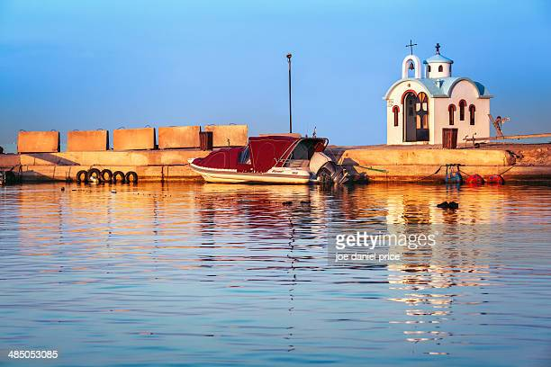 Chapel near Kato Stalos, Chania, Crete, Greece