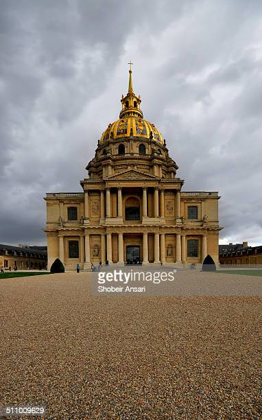 Chapel of Saint-Louis-des-Invalides, Paris, France.