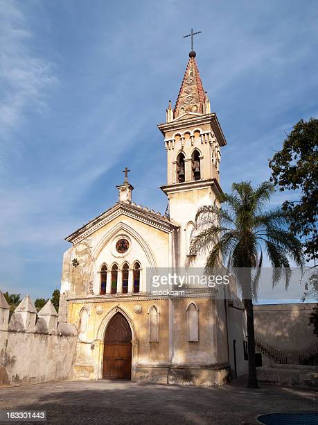 Chapel of Santa Cruz, Cuernavaca