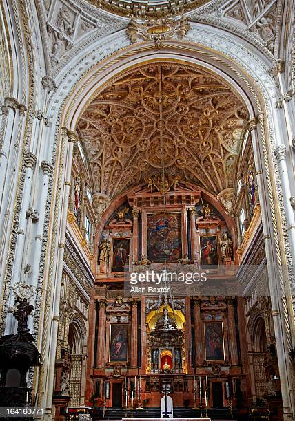 Chapel of the Mosque Cathedral of Cordoba