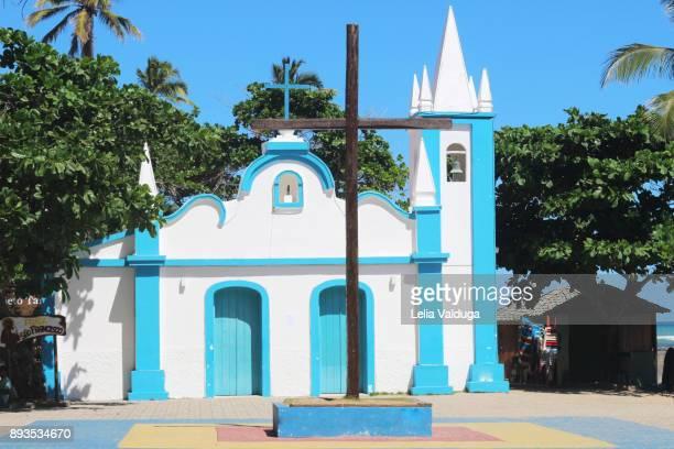 Chapel os St. Francis de Assisi - Praia do Forte - BA -