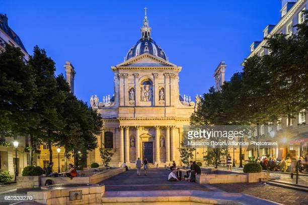 chapelle de la sorbonne. Chapelle Sainte-Ursule De La Sorbonne C