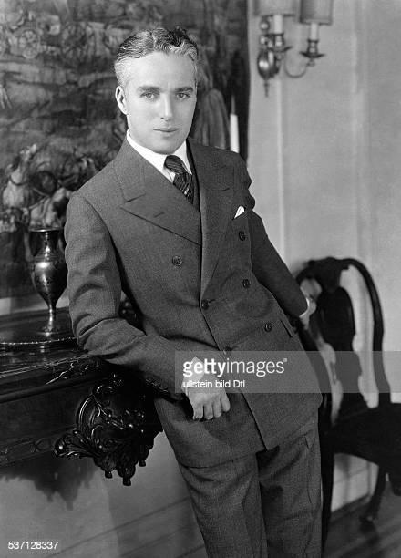 Chaplin Charlie Actor film director Great Britain around 1927 Vintage property of ullstein bild