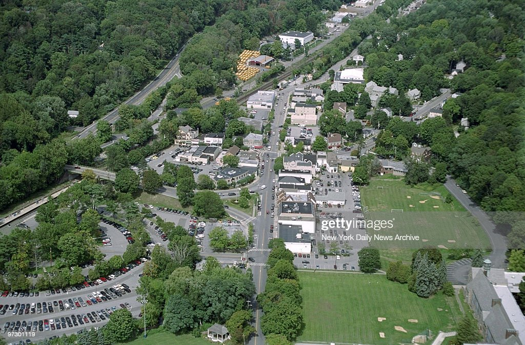 Good Chappaqua, N.Y., The New Home Town Of President Bill Clinton And First Lady  Hillary