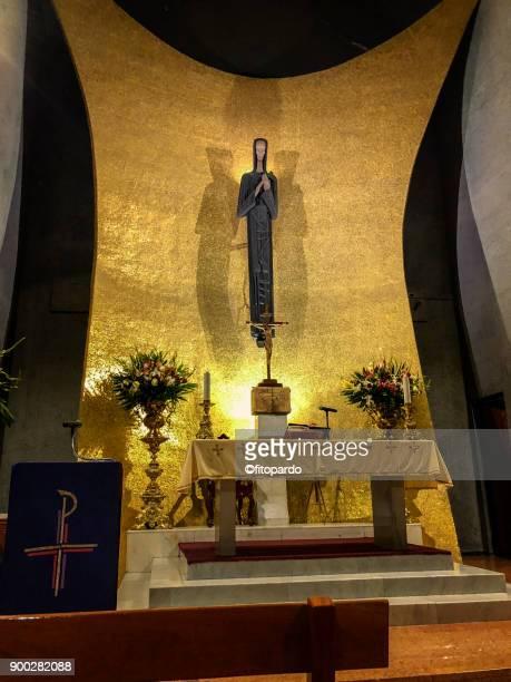 chappel christ on Parroquia de San Agustín