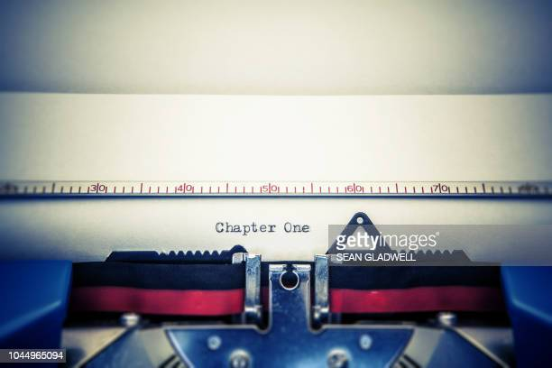 chapter one - world title stock pictures, royalty-free photos & images