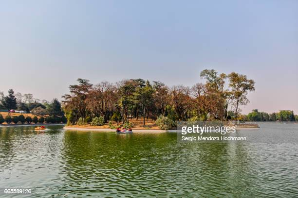 Chapultepec Forest and Lake - Mexico City, Mexico