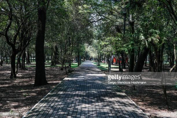 Chapultepec Park - Mexico City, Mexico
