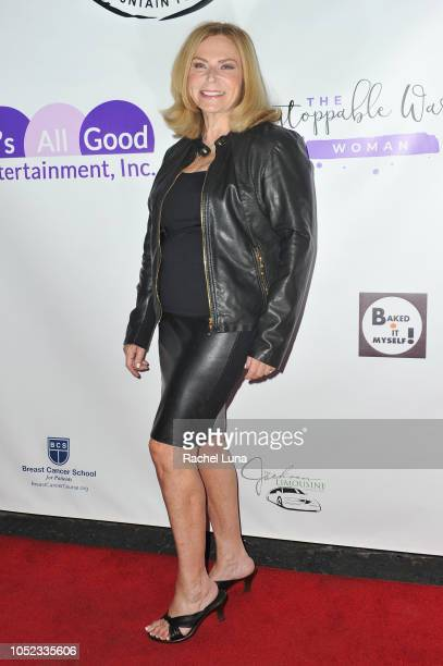 Char Margolis attends Unstoppable Warrior Women at Yamashiro Hollywood on October 16 2018 in Los Angeles California