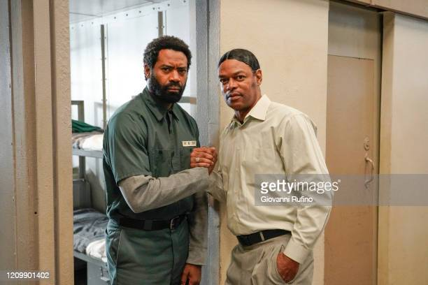 """Character and Fitness"""" - Flashing back to the previous nine years of his incarceration, Aaron's journey from terrified novice prisoner to attorney..."""