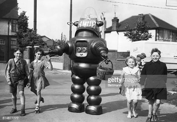 A character from the 1956 film the Forbidden Planet
