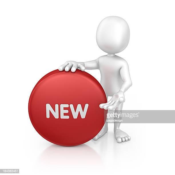 Zeichen präsentiert neue push button