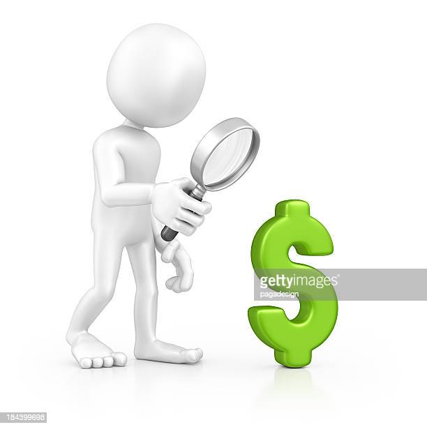 character searching finanse - clip art stock pictures, royalty-free photos & images