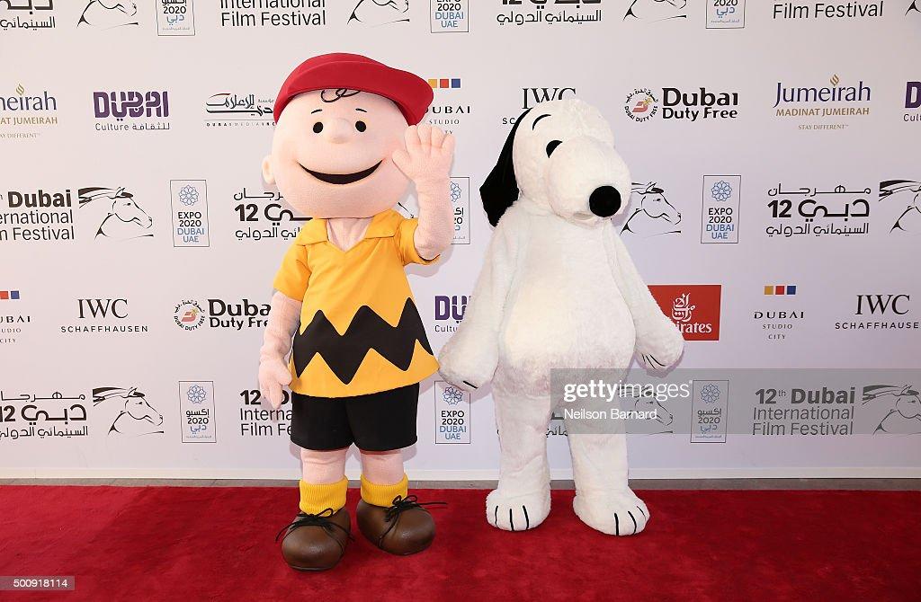 2015 Dubai International Film Festival - Day 3 : News Photo