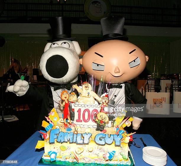 Cool 30 Hochwertige Family Guy Television Show Bilder Und Fotos Getty Funny Birthday Cards Online Alyptdamsfinfo