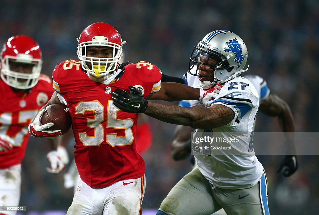 Kansas City Chiefs v Detroit Lions : News Photo