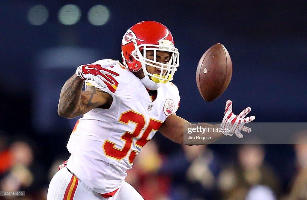 Divisional Round - Kansas City Chiefs v New England Patriots : News Photo